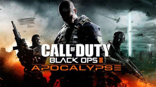 Call of Duty: Black Ops II Apocalypse DLC Announced