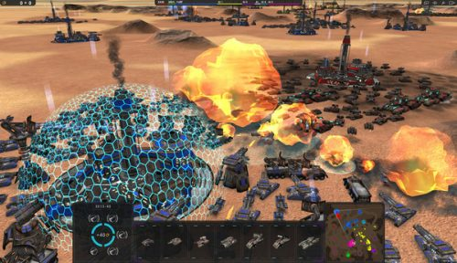 Conquer Mars Preview