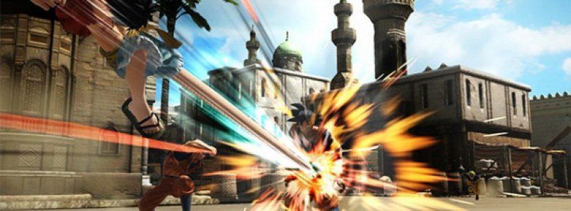"Latest Batch of ""J-Star Victory Vs."" Screen Shots"