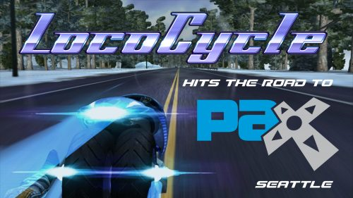 LocoCycle Demo and I.R.I.S. at PAX Prime