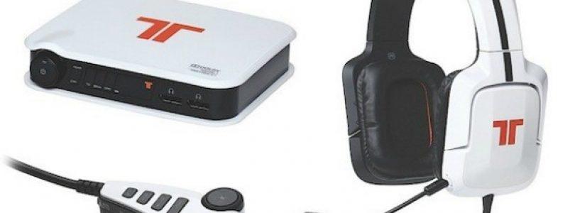 Mad Catz Releases TRITTON Pro+ True 5.1 Surround Sound Headset