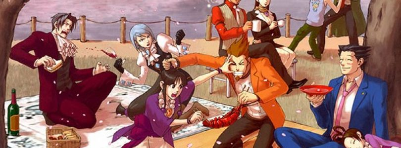 Japan Expo To Host Ace Attorney Art Director