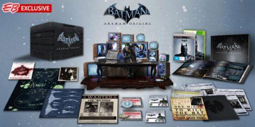 Batman: Arkham Origins Definitive Edition Announced