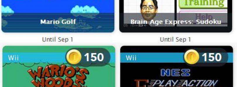 August Club Nintendo Rewards bring out the Hidden Gems