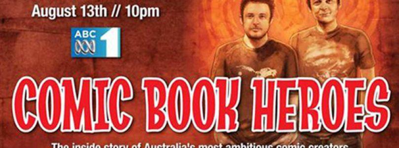 Comic Book Heroes Premiers Tuesday