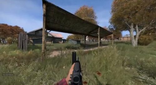 Over 15 Minutes of DayZ Footage Released