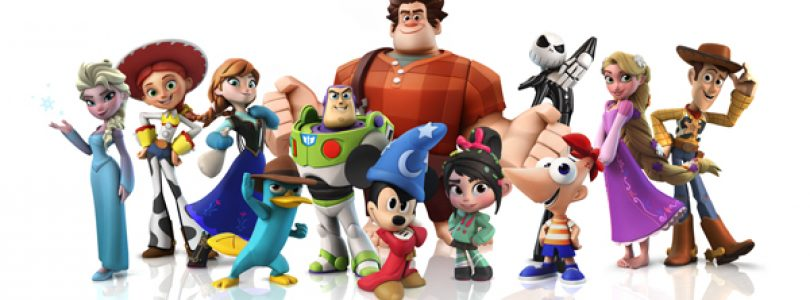New Disney Infinity Characters and Play Set Announced