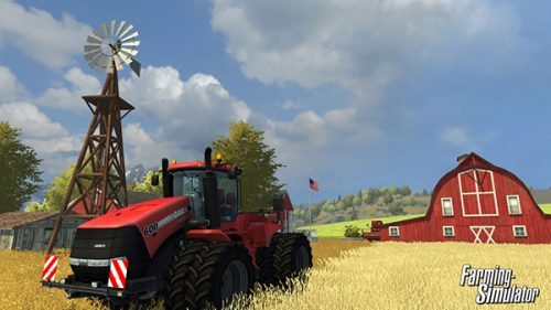 Farming Simulator Ploughing to Consoles Next Month