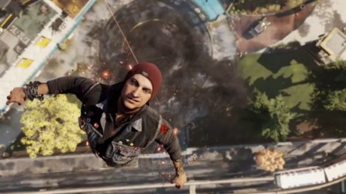 "See inFAMOUS: Second Son's ""Smoke & Mirrors"""