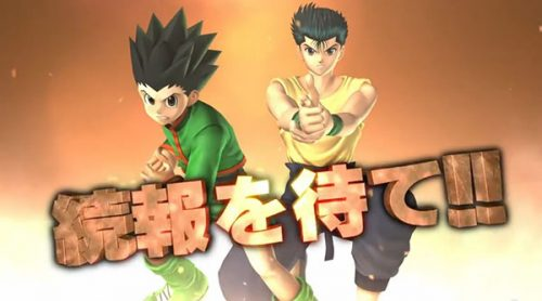 J-Stars Victory VS Trailer Shows Gon and Yusuke