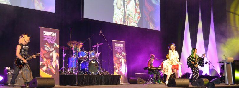Loverin Tamburin Live Concert at SMASH! 2013