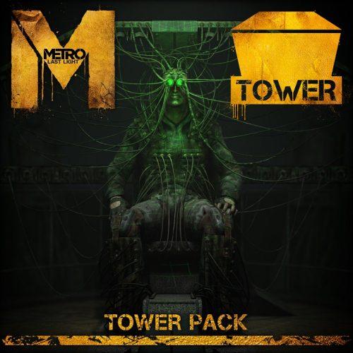Metro: Last Light 'Tower Pack' DLC to be released next week