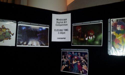 Mindscape Art Tournament – SMASH! 2013!