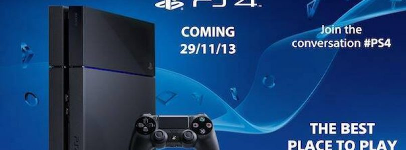 Sony Details PS4 Release Date, Launch Titles and More