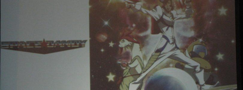 Shinichiro Watanabe's new anime 'Space Dandy' revealed