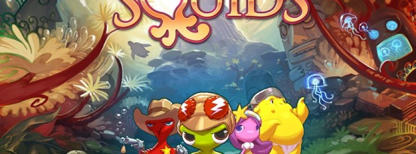 Squids Odyssey details and screenshots released
