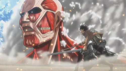Attack On Titan 3DS Game – First Screenshots Released