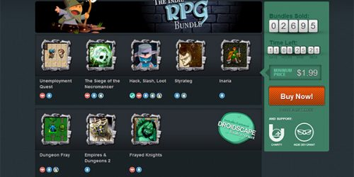 Bundle in a Box Indie RPG Bundle Released