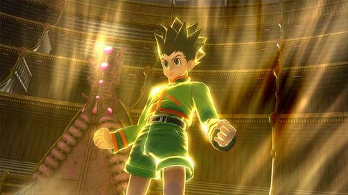 J-Stars Victory VS Screenshots Show Gon, Yusuke in Action