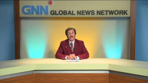 Ron Burgundy's Australian Election Update!