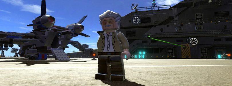 Stan Lee Playable in LEGO Marvel Super Heroes