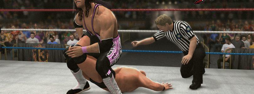 "Wrestlemania's ""New Generation"" in WWE 2K14"