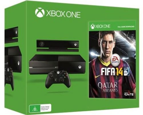 FIFA 14 Coming with Xbox One Pre-Orders in Australia