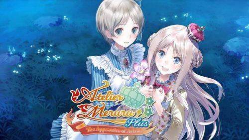 Atelier Meruru Plus hitting European PSN this week