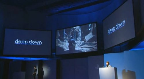 Deep Down set in 2094 New York; new gameplay footage released