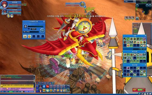 Digimon Masters Online Is Throwing A Huge Sale