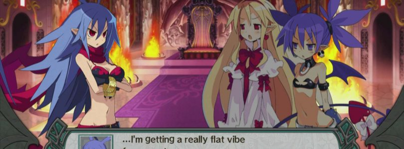 Disgaea D2's 'Flonezilla' rampages through latest screens and gameplay snippets