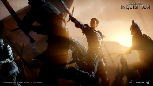 Dragon Age: Inquisition – First Trailer Released