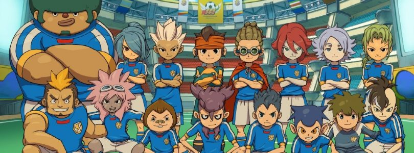 Inazuma Eleven 3 heading to Europe this month