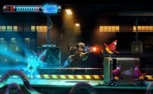 Inafune's Mega Man Spiritual Successor Gets Funding Effort