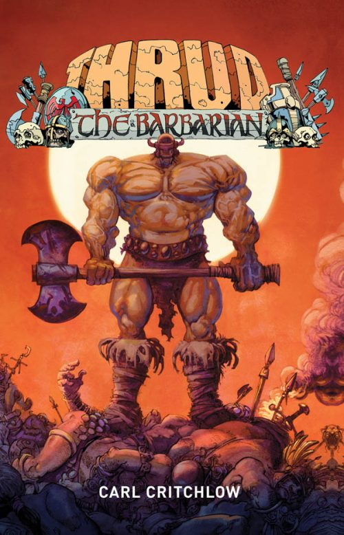 Titan Comics Tomorrowland #3 & Thrud the Barbarian Out Now