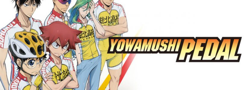 Yowamushi Pedal to be streamed on Crunchyroll