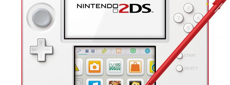 Nintendo 2DS launches in stores this weekend