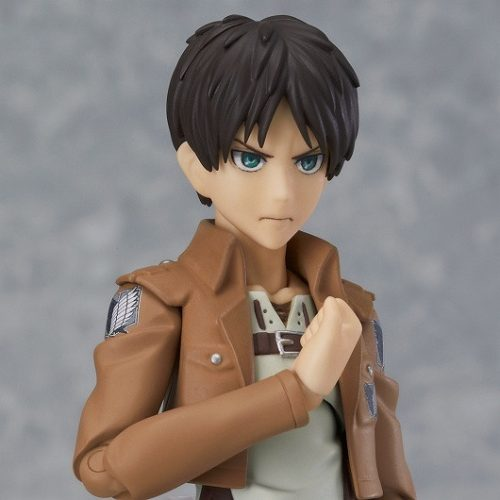 Attack On Titan – Eren Figma and Nendoroid Preview