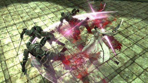 Drakengard 3's weapons introduced in latest screens