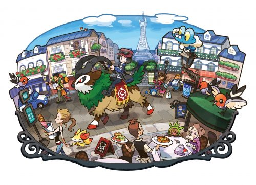 Pokemon X and Y Save Game Glitch