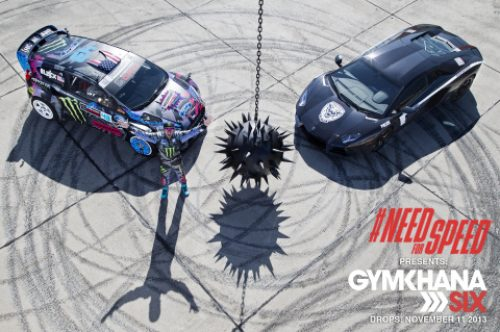 EA Signs Multi-Year Agreement With Ken Block