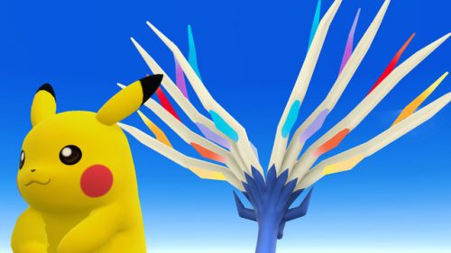 Xerneas To Possibly Be In The Next Super Smash Bros.
