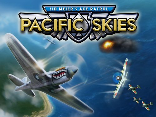Sid Meier's Ace Patrol: Pacific Skies for Steam and iOS