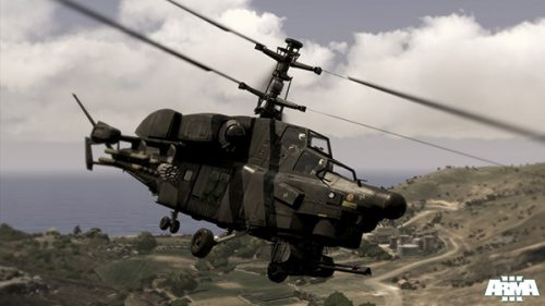 Arma 3's First Campaign DLC Coming October 31