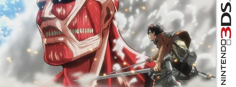 Attack on Titan 3DS gets brutal with new gameplay trailer