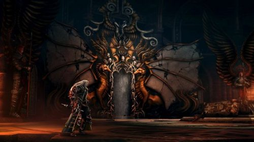 Castlevania: Lords of Shadow – Mirror of Fate HD Out Now on XBLA
