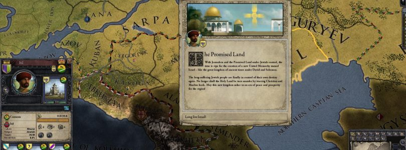 Crusader Kings II: Sons of Abraham Announced