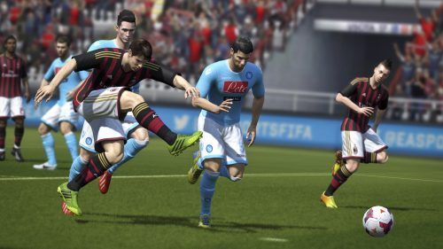 Celebrate the Week's End with 'Thank FIFA 14 it's Friday'
