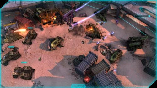 Halo: Spartan Assault Coming to Xbox 360 and Xbox One