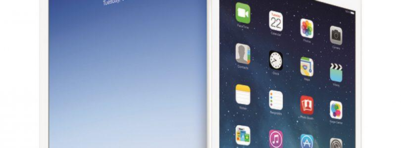 iPad Air and Retina iPad Mini Announced
